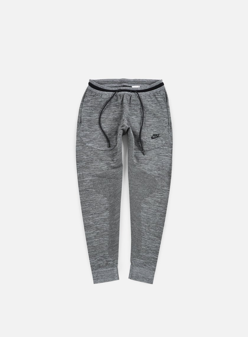 Nike - Tech Knit Jogger, Dark Grey Heather