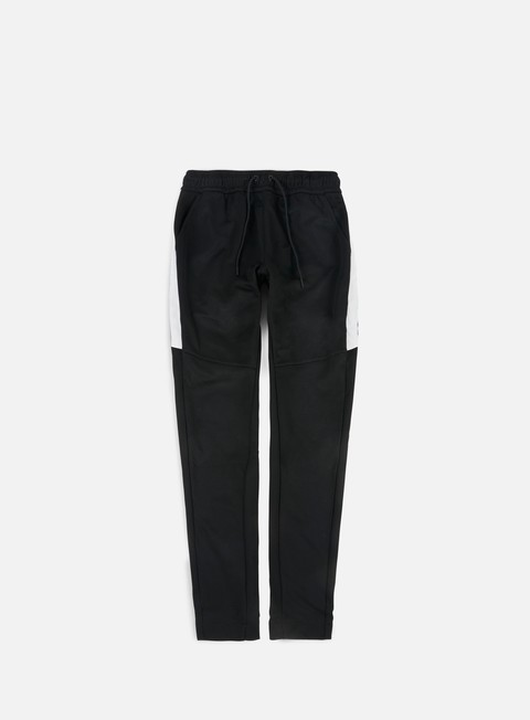 pantaloni nike tribute pant black white