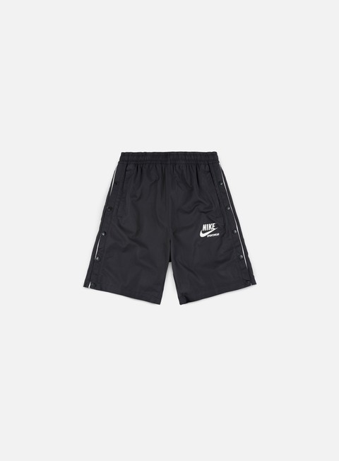 pantaloni nike woven archive short black sail