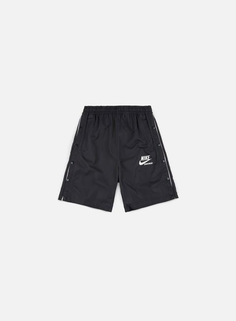 pantaloni nike woven archive short black sail