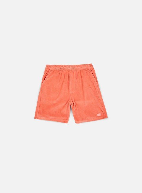 pantaloni obey catalina short pale coral