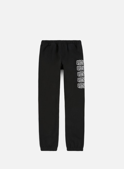 Outlet e Saldi Tute Obey Daze Fleece Pants