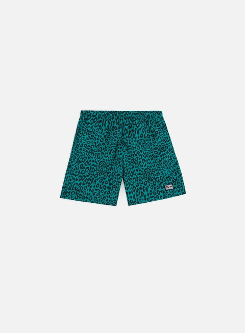Outlet e Saldi Pantaloncini Corti Obey Dolo Leopard Shorts