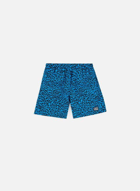 Pantaloncini Corti Obey Dolo Leopard Shorts