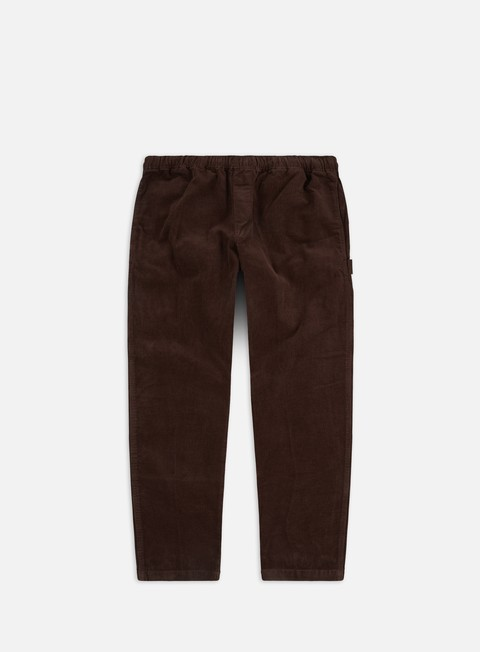 Outlet e Saldi Pantaloni Lunghi Obey Easy Corduroy Carpenter Pant