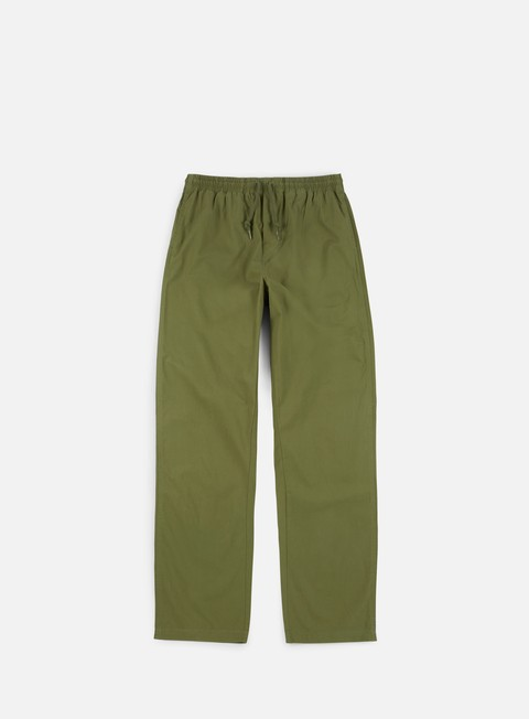 pantaloni obey easy pant army