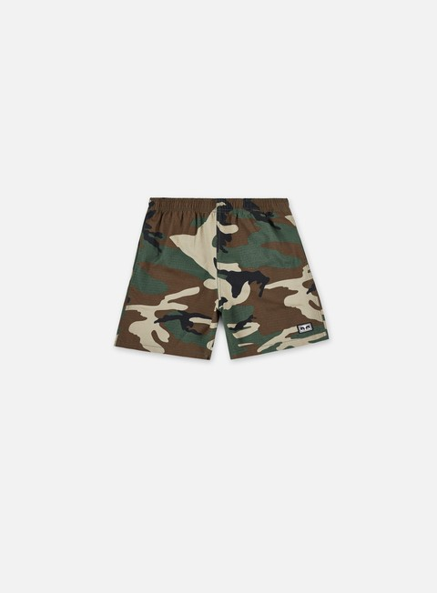 Shorts Obey Easy Relaxed Camo Shorts