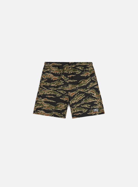 Pantaloncini Obey Easy Relaxed Camo Shorts