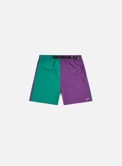Obey Easy Relaxed Recess Shorts