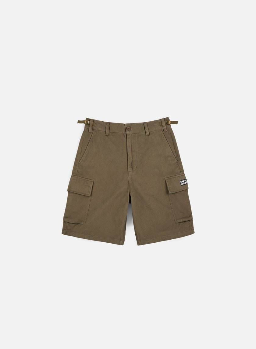 Obey - Fubar 90's Cargo Short, Light Army