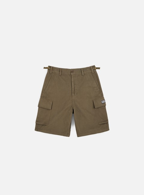 pantaloni obey fubar 90 s cargo short ll light army