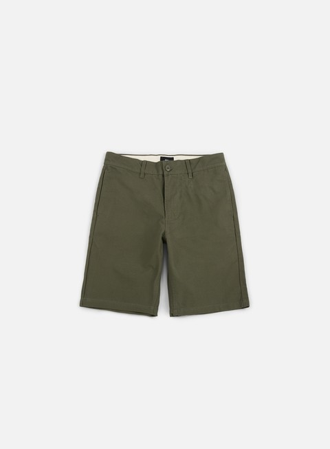 pantaloni obey lagger patch pocket short army