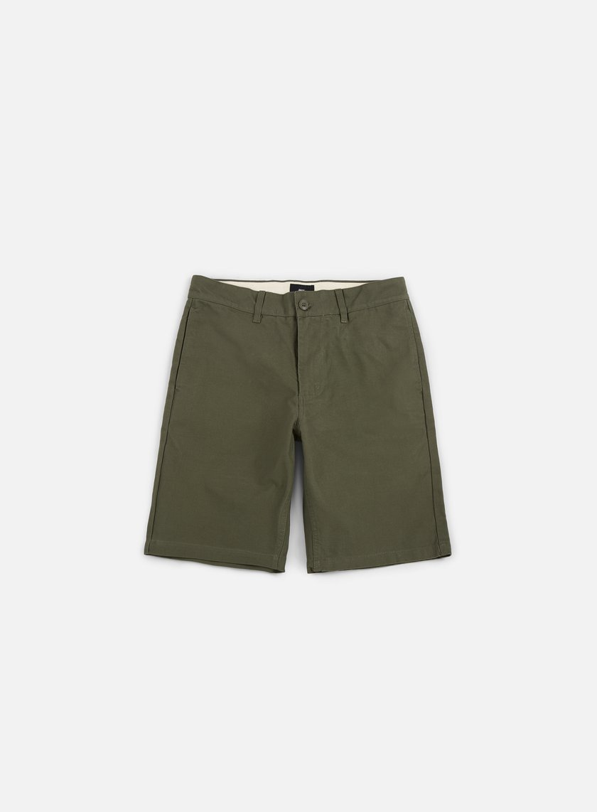 Obey - Lagger Patch Pocket Short, Army