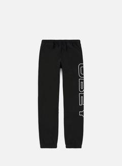 Obey Line Fleece Pants