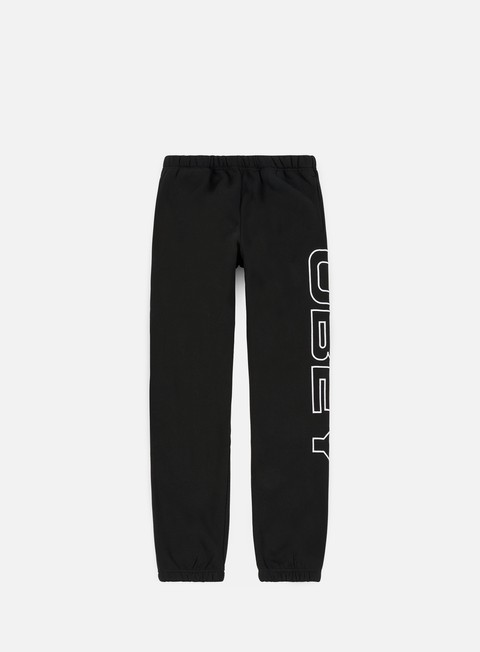 Sweatpants Obey Line Fleece Pants