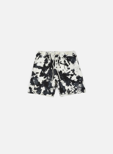 pantaloni obey paloma short black multi