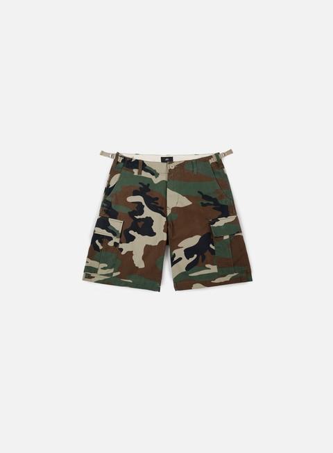 pantaloni obey recon ii cargo short field camo