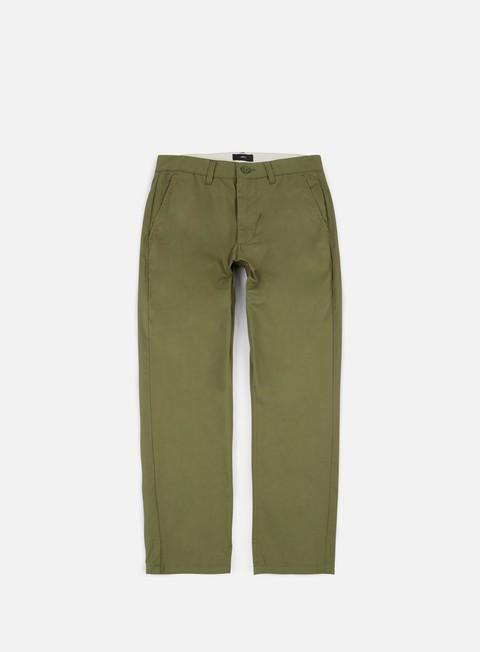Pants Obey Straggler Light Flooded Pant