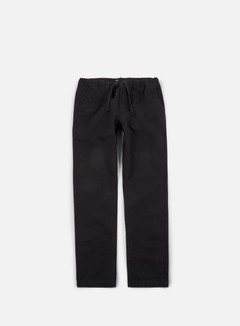 Obey - Traveler Slub Twill II Pant, Black 1