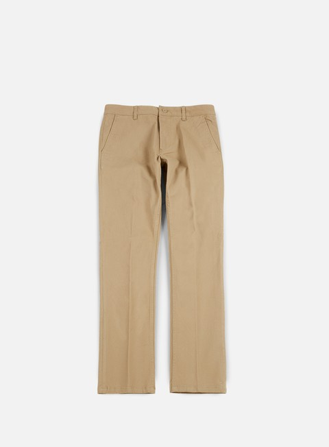 pantaloni obey working man ii chino pant khaki
