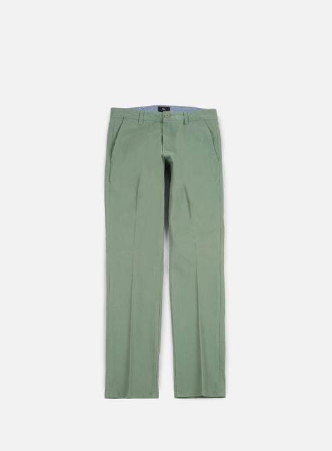 pantaloni obey working man ii chino pant light army