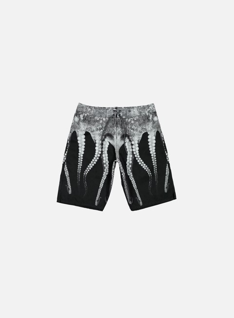 pantaloni octopus octopus b short grey