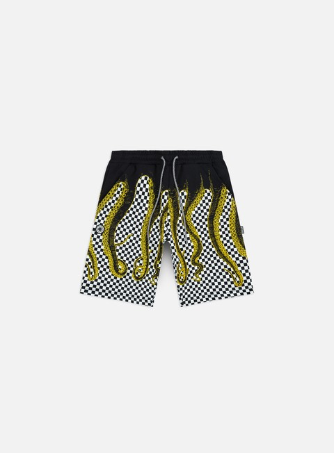 Outlet e Saldi Pantaloncini Octopus Octopus Checkered Sweat Short