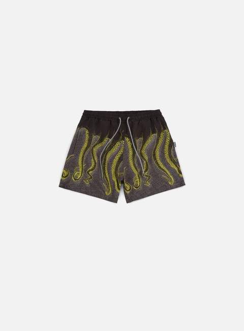 pantaloni octopus octopus cnc trunk yellow grey