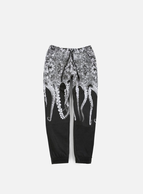 pantaloni octopus octopus poly pants grey