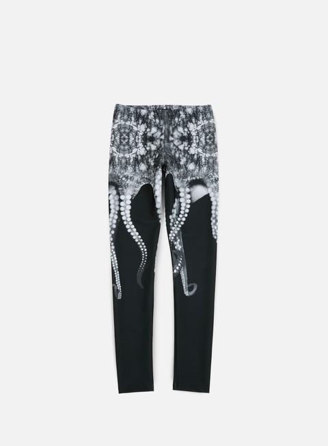 pantaloni octopus wmns octopus poly leggins black