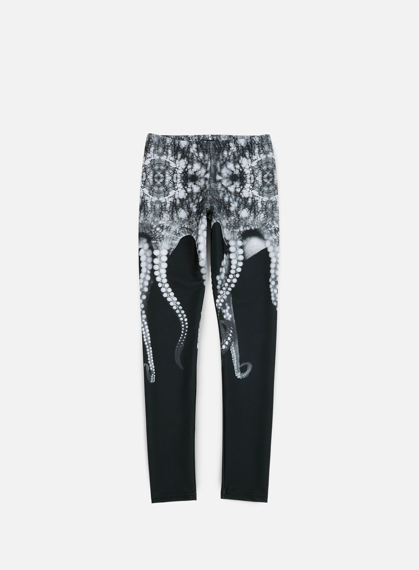 Octopus - WMNS Octopus Poly Leggins, Black