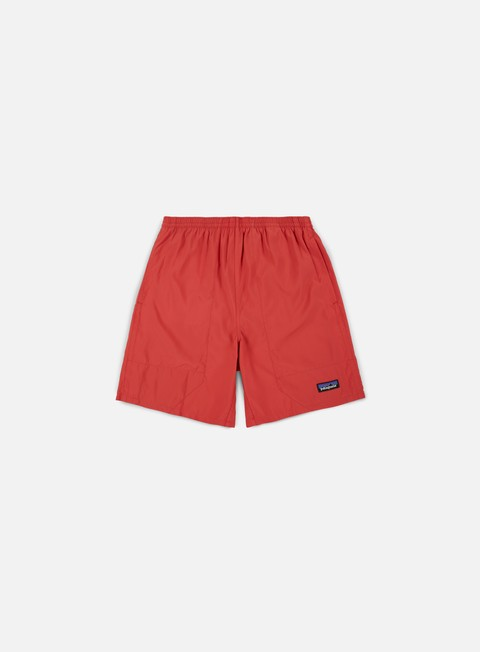 pantaloni patagonia baggies lights short static red