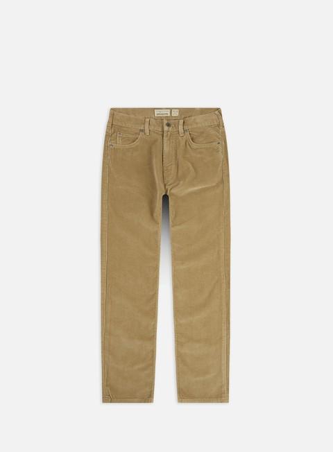Outlet e Saldi Pantaloni Lunghi Patagonia Straight Fit Cord Pant