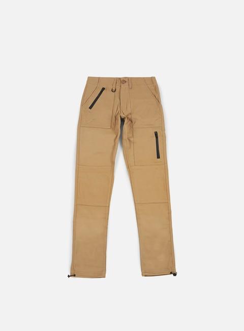 pantaloni publish londen twill pant khaki