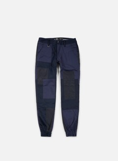 Publish - Marcello Twill Jogger Pant, Navy 1
