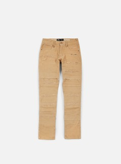 Publish - Ogden Twill Pant, Khaki 1