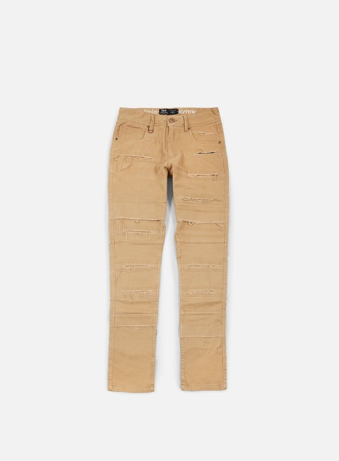 pantaloni publish ogden twill pant khaki