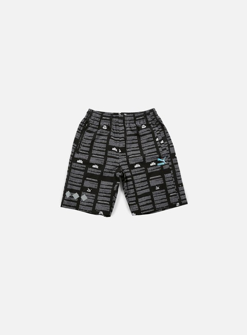 pantaloni puma alife olympic short black