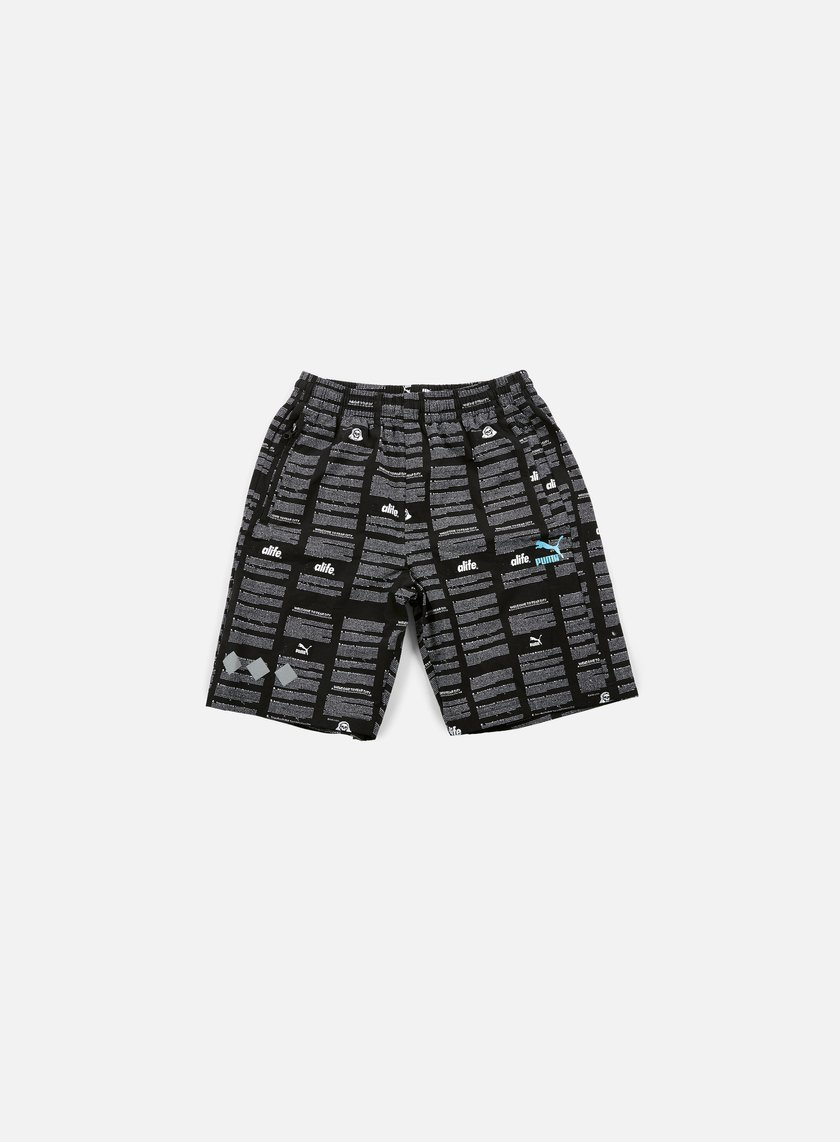 Puma - Alife Olympic Short, Black