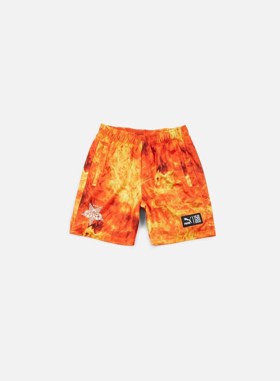 Puma - Alife Soccer Jersey Short, Grenadine