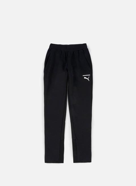 pantaloni puma evo core pants puma black