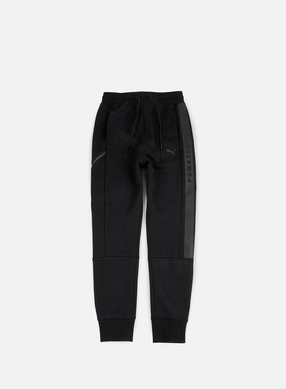 Puma - Evo Core Sweat Pants, Puma Black