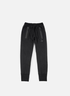 Puma - Evo Mesh Sweat Pant, Black 1