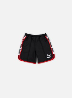 Puma - Super Puma Shorts, Puma Black 1