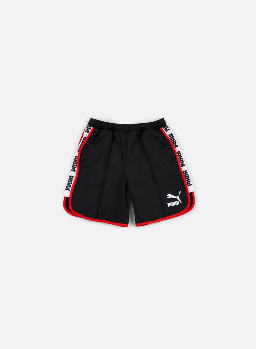 Puma - Super Puma Shorts, Puma Black