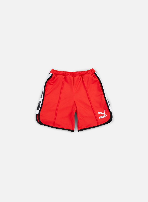 Puma - Super Puma Shorts, Puma Red
