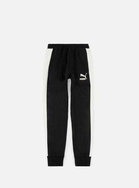 Sale Outlet Sweatpants Puma T7 Suede Inserts Pants