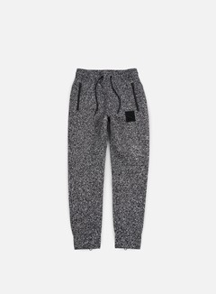Puma - Trapstar Sweat Pants, Puma White/White Noise 1
