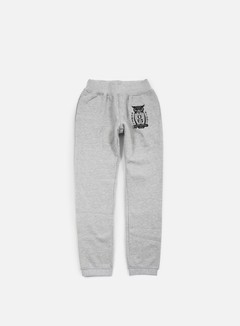Rebel 8 - Night Watch Sweatpants, Heather Grey 1