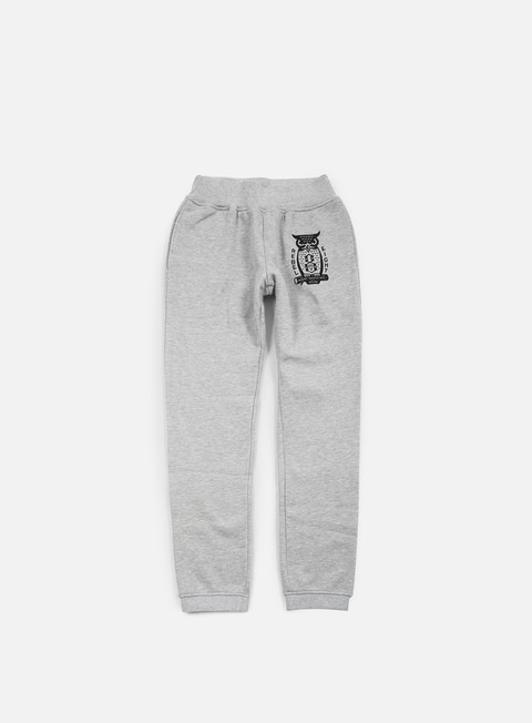 pantaloni rebel 8 night watch sweatpants heather grey